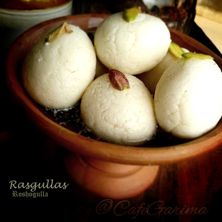 rasgulla or roshogulla