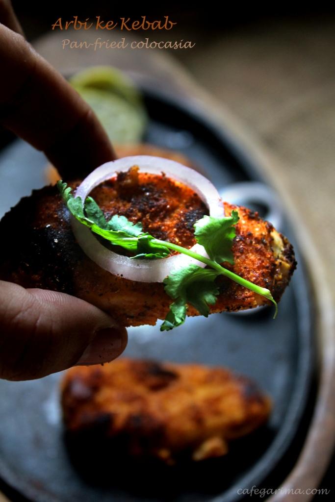 Arbi ke Kabab