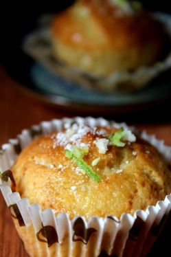 Lime and Lemony Muffins