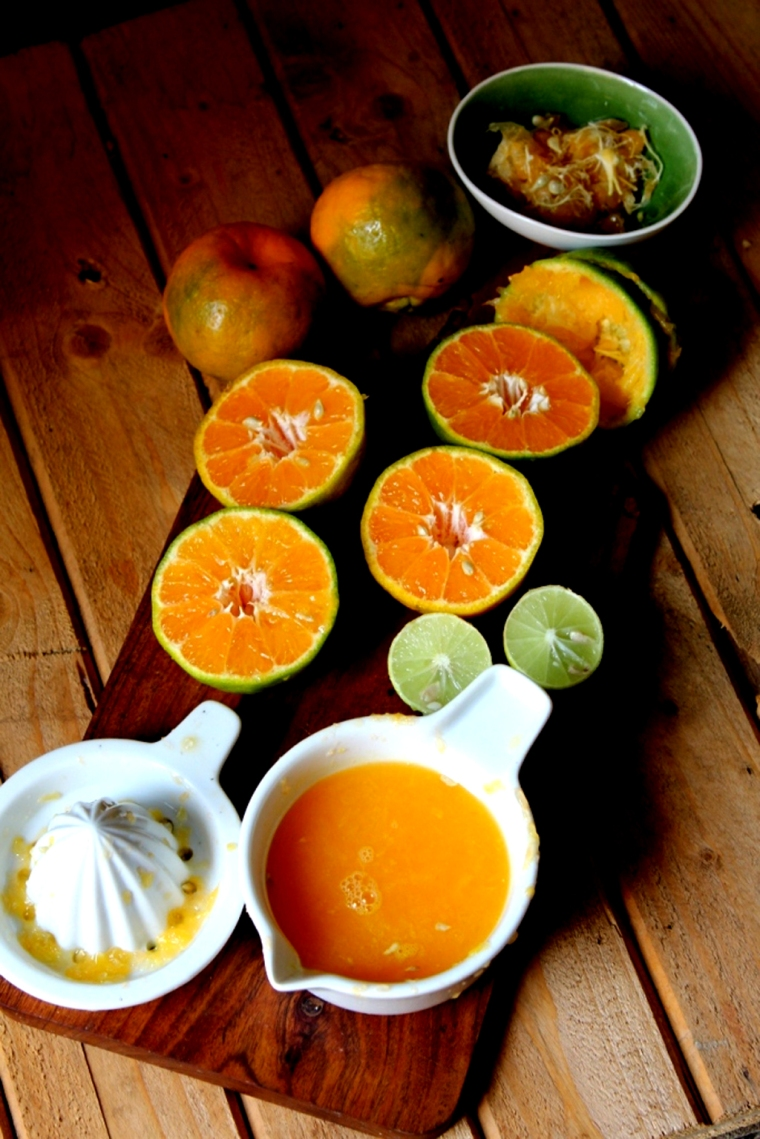 Marmalade Ingredients