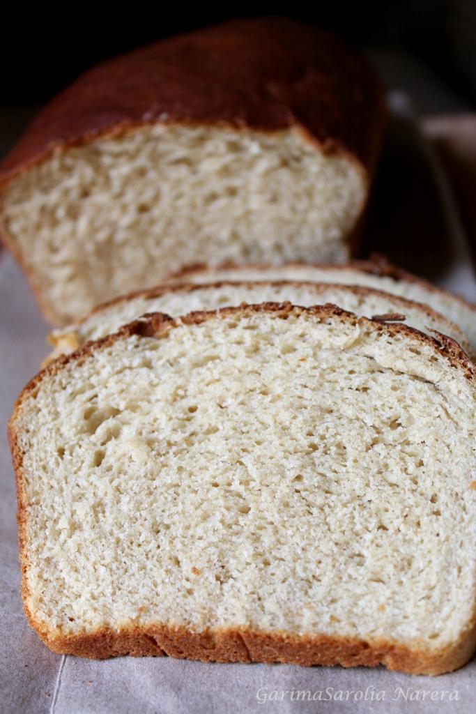 Single rise Aata Bread