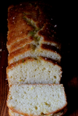 Sweet Lime Loaf Cake