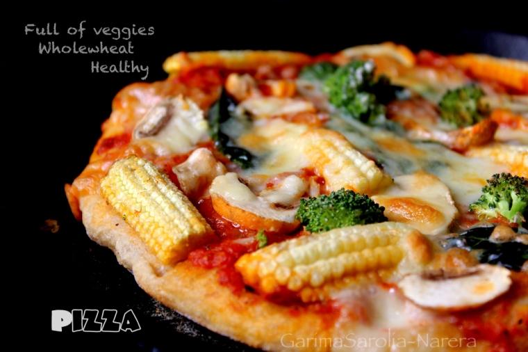 Wholewheat Aata Pizza.JPG